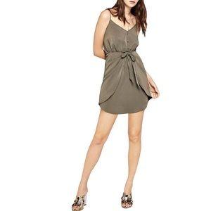 NWT BCBGeneration Green Dress Size M